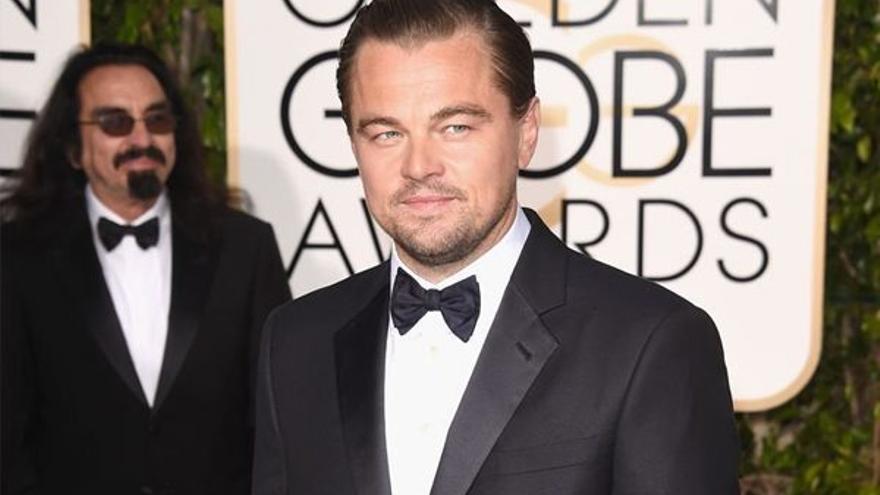 El 'doble' ruso de Leonardo DiCaprio que hace reír en la red