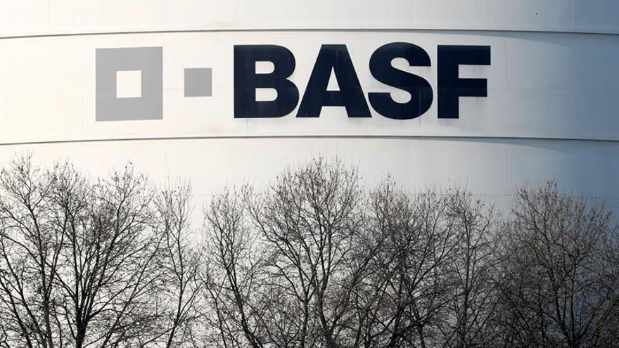 BASF sube el beneficio neto un 29 % en el primer semestre