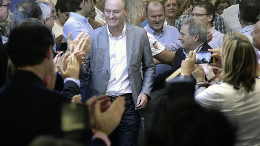 PP gana en la Comunidad Valenciana pese a perder casi la mitad de los apoyos