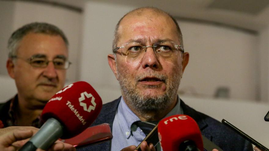 """Igea dice que mañana trasladará su """"disposición favorable"""" a presentar una candidatura para dirigir Cs"""