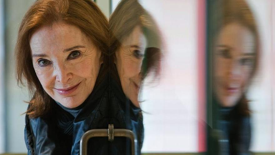 """Espert, una premio Princesa de Asturias rendida """"en cuerpo y alma"""" al teatro"""