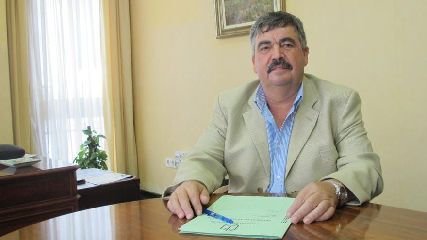 Juan Manuel González es consejero de Medio Ambiente.
