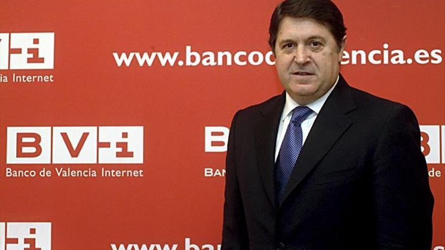 El expresidente de Bancaja, Banco de Valencia y la Generalitat Valenciana, José Luis Olivas