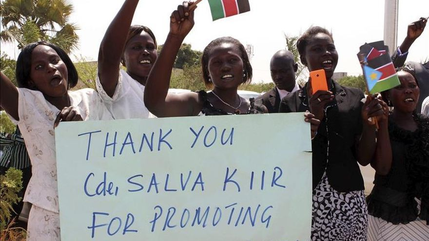 Advierten de represalias a Sudán del Sur si no se alcanza un acuerdo de paz