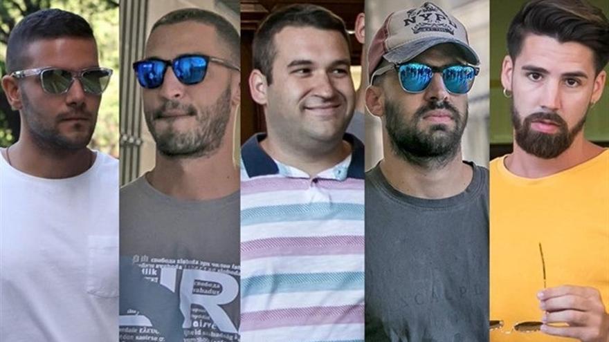 El juicio a cuatro miembros de 'La Manada' por el caso de Pozoblanco comenzará el 18 de noviembre