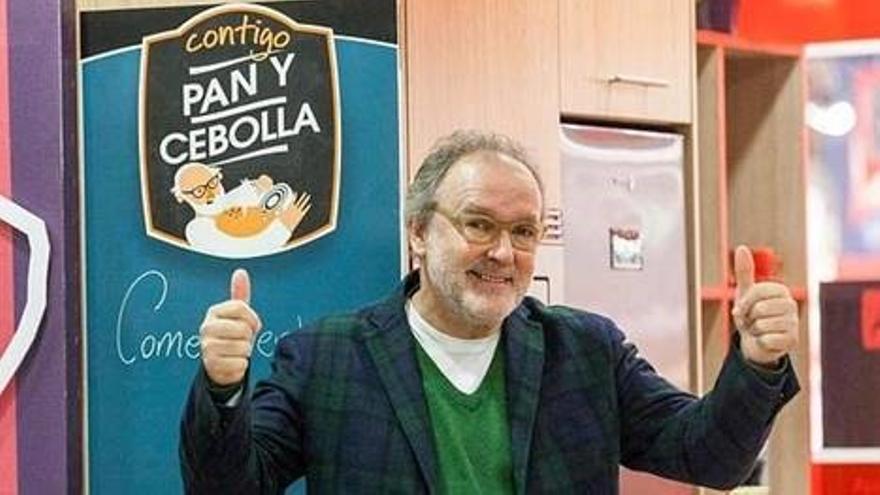 El cocinero vasco Ramón Rotaeta