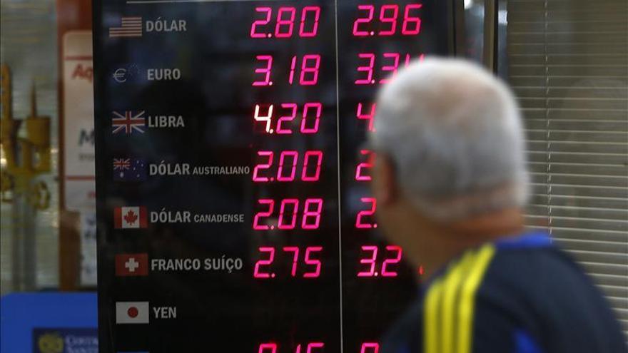 La actividad económica de Brasil se contrajo un 1,41 por ciento en el tercer trimestre