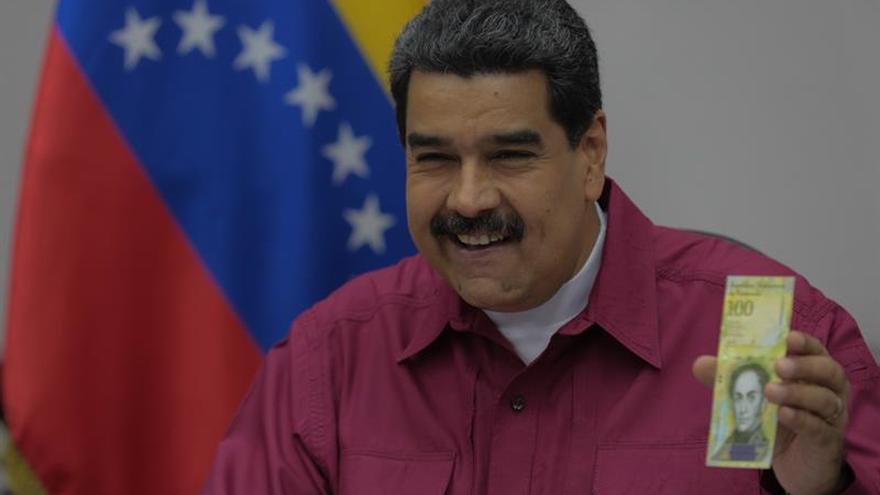 Maduro hace anuncios económicos para paliar la asfixia inflacionaria venezolana