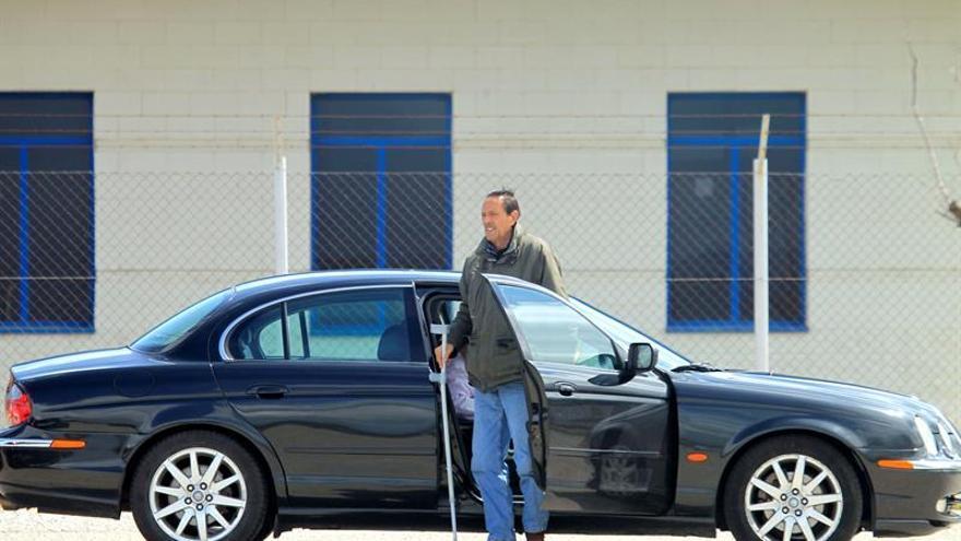 La Audiencia de Málaga deniega a Julián Muñoz la libertad condicional