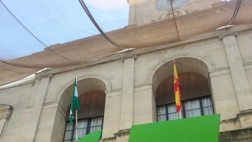 Ganemos Sevilla. Logotipo