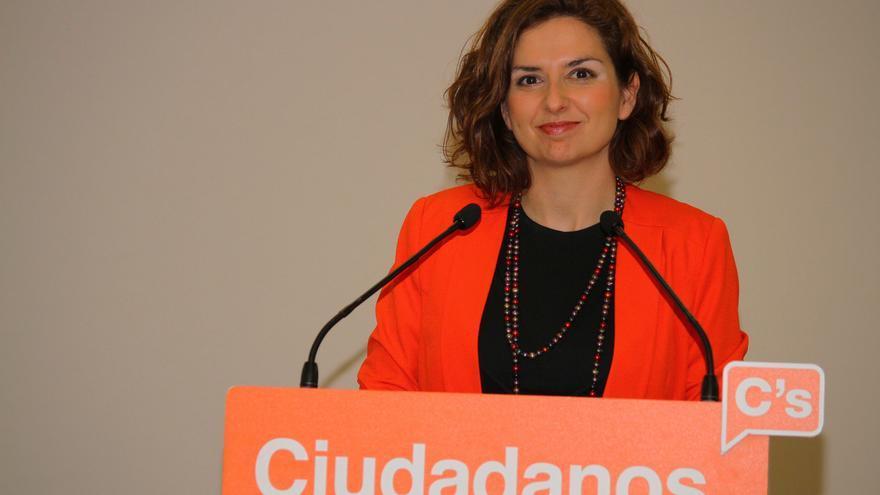 Orlena de Miguel, candidata de Ciudadanos por Guadalajara