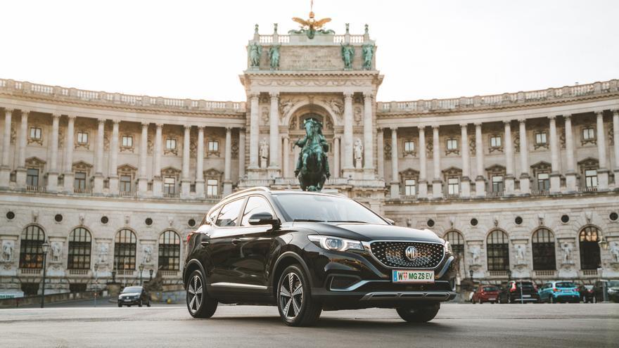 La propuesta de MG para España: un SUV eléctrico desde 23.500 euros y con garantía de siete años