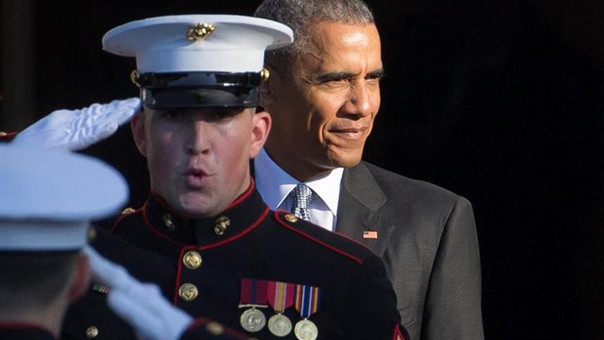 """Obama confía en que el EI será """"derrotado"""" en Mosul"""