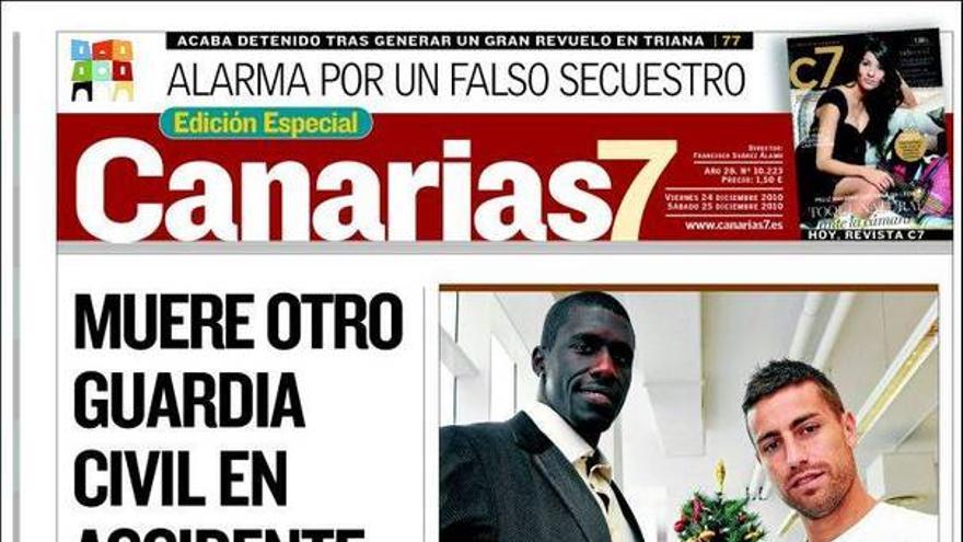 De las portadas del día (24/12/2010) #1