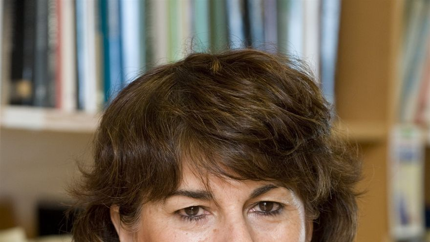La catedrática de la ULPGC Beatriz González.