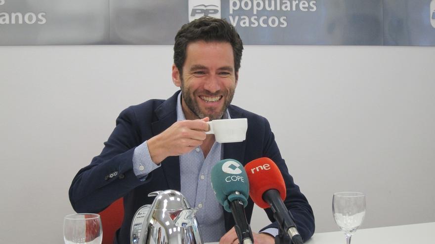 """Sémper cree que se vive """"un momento excepcional"""" y confía en que PP y PSOE """"sean capaces de ponerse de acuerdo"""""""