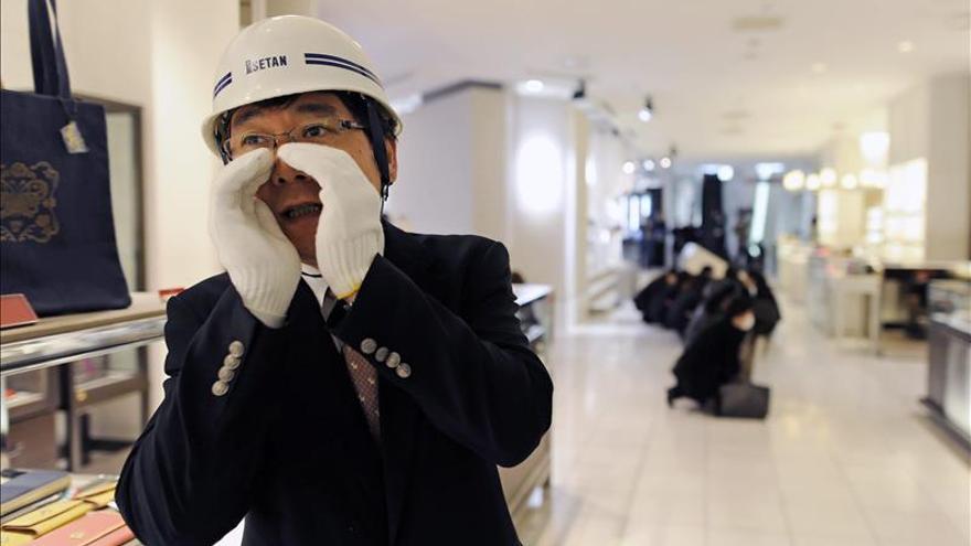 Un terremoto de 5 grados Richter sacude el suroeste de Japón