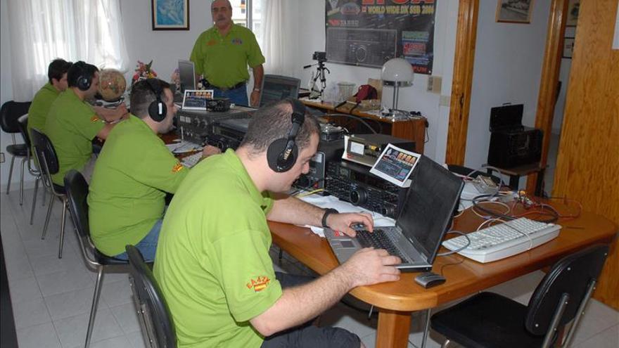 Ceuta será epicentro en España de un ejercicio de radiocomunicaciones mundial