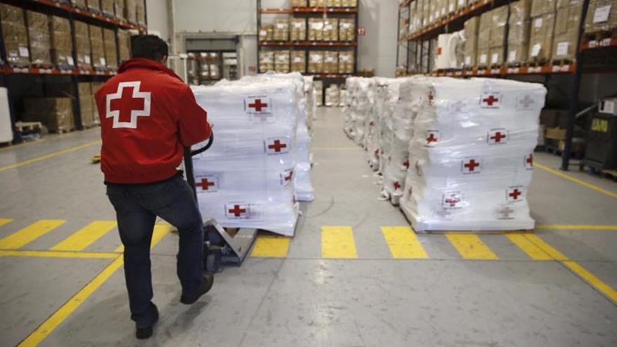 Cruz Roja denuncia los ataques deliberados durante la asistencia humanitaria