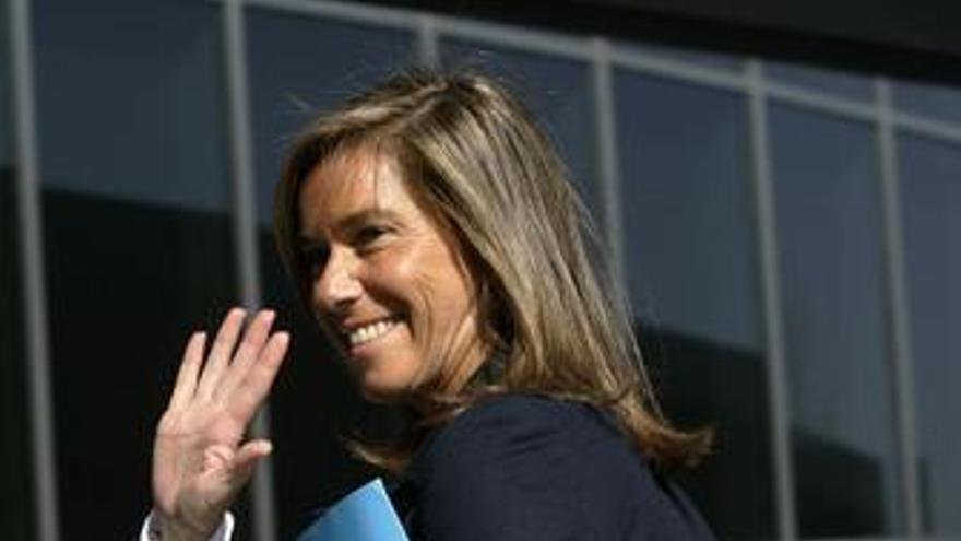 La vicesecretaria general de Organización y Electoral del PP, Ana Mato