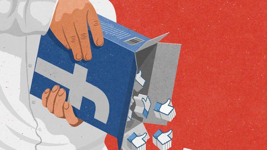 Las redes sociales sobrealimentan nuestro ego. (johnholcroft.com).