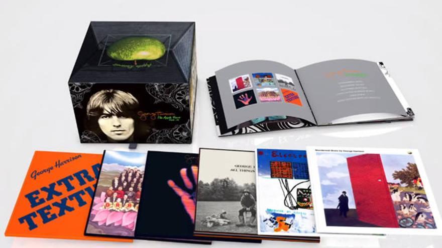 George Harrison, 'The Apple Years 1968-75'