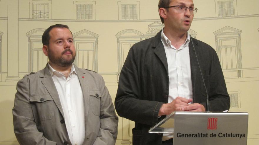 """Herrera (ICV) pide acompañar el consenso sobre autodeterminación con otro contra el """"austericidio"""""""