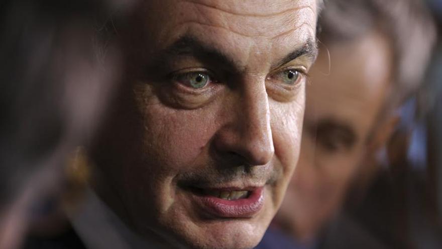 Zapatero: hay condiciones para que se produzca el diálogo en Venezuela