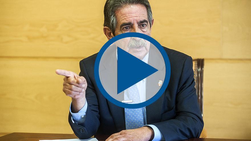 VIDEO | Entrevista a Miguel Ángel Revilla, presidente de Cantabria