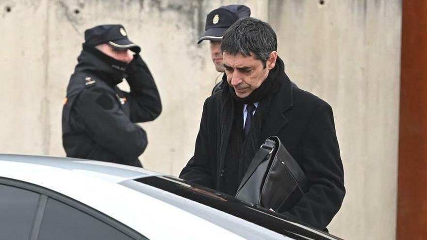 """Trapero apelaba a la neutralidad de los Mossos, """"policía de todos"""", según los mandos"""