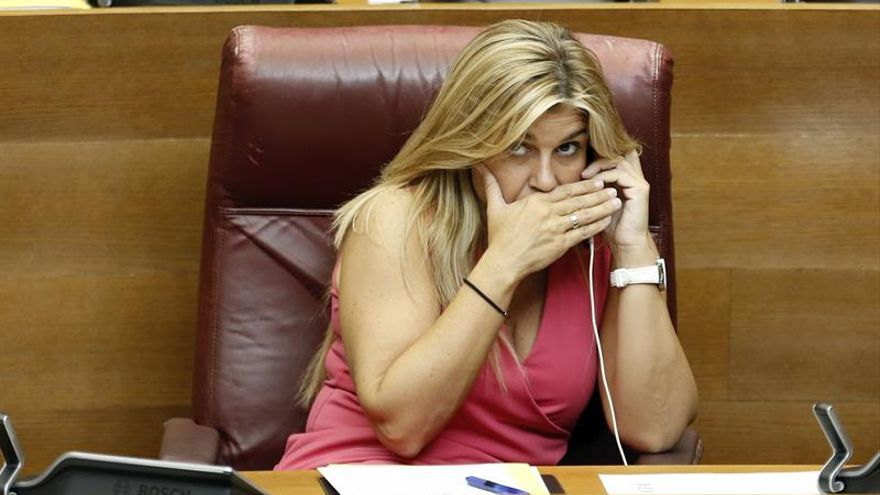 Eva Ortiz (PPCV): Si yo fuera Rita Barberá, me hubiera ido a mi casa