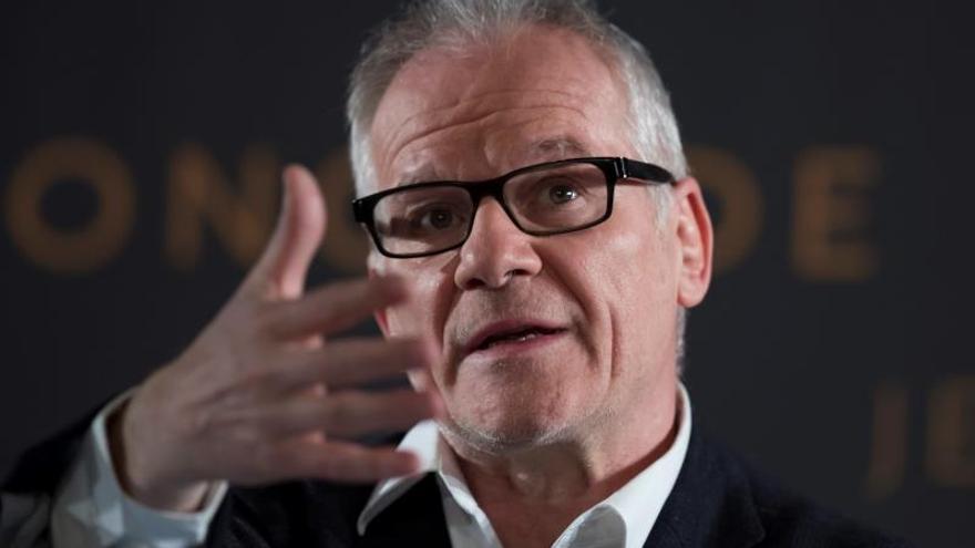 El delegado general del Festival de Cannes, Thierry Frémaux.