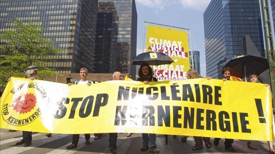 Bélgica acuerda la prolongación hasta 2025 de dos reactores nucleares