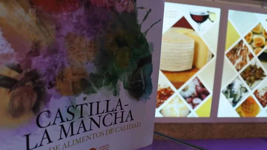 Alimentos de Castilla-La Mancha