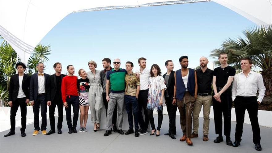 Francés Campillo lleva a Cannes un sólido drama sobre la lucha contra el sida