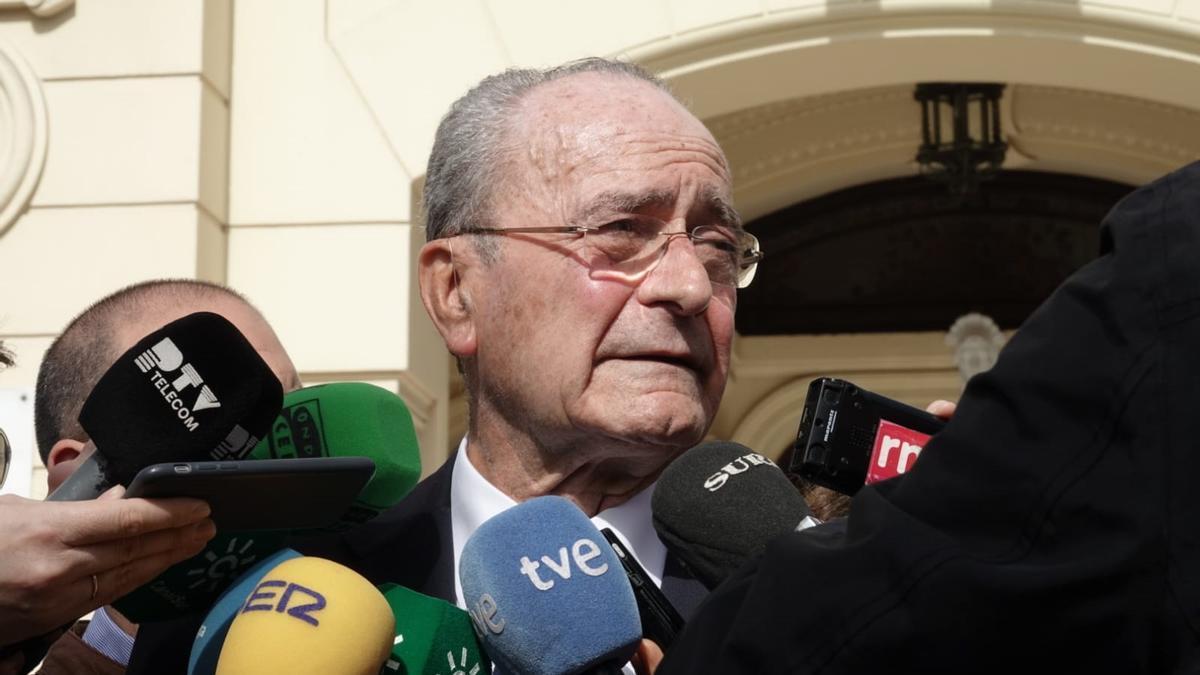Alcalde de Málaga, Francisco de la Torre