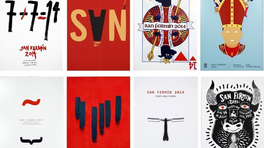 El miércoles 25 de marzo finaliza el plazo para presentar obras al concurso de carteles de San Fermín 2015