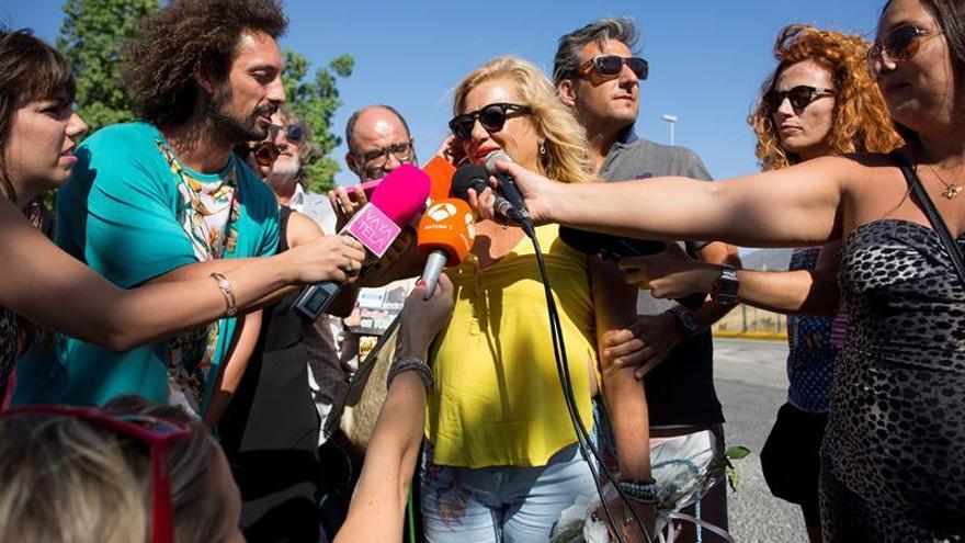 Vigilancia Penitenciaria concede la libertad condicional a Maite Zaldívar