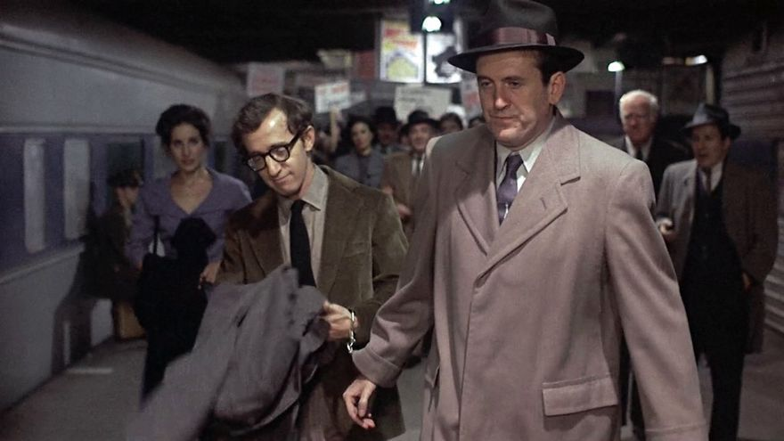Woody Allen en The Front (Martin Ritt 1976).