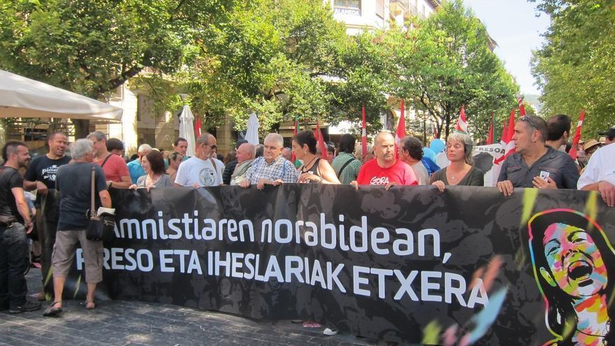 Los presos de ETA abogan por conseguir beneficios individuales pero sin colaborar con la justicia