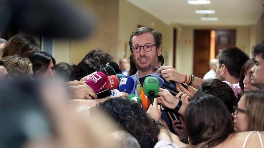 Maroto señala que ya hay independentistas arrepentidos de lo que está pasando