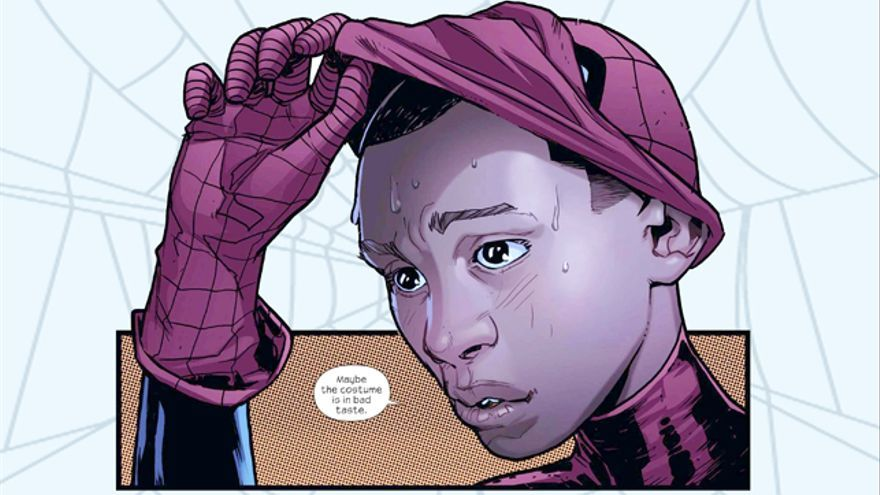 Miles Morales, el Spiderman nacido en la era Obama