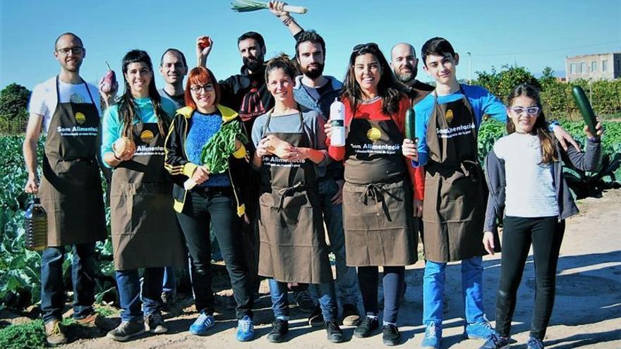 Valencia estrena un súper de producto local creado y gestionado por consumidores