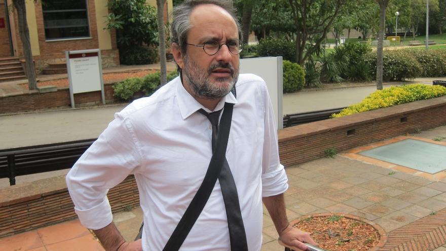 """Baños (CUP) ve """"más cerca"""" el acuerdo y antepone que """"no descarrile"""" el proceso a la elección del presidente"""