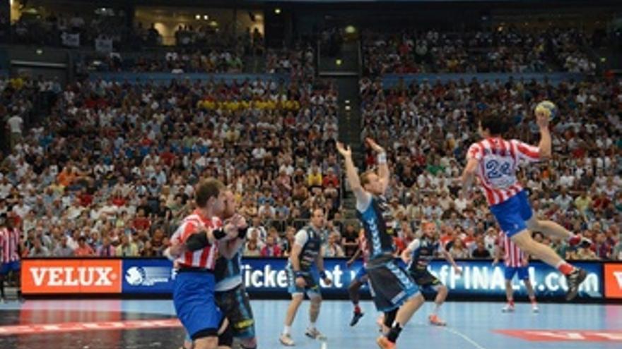 El Atlético De Madrid Se Clasifica Para La Final Four De Balonmano