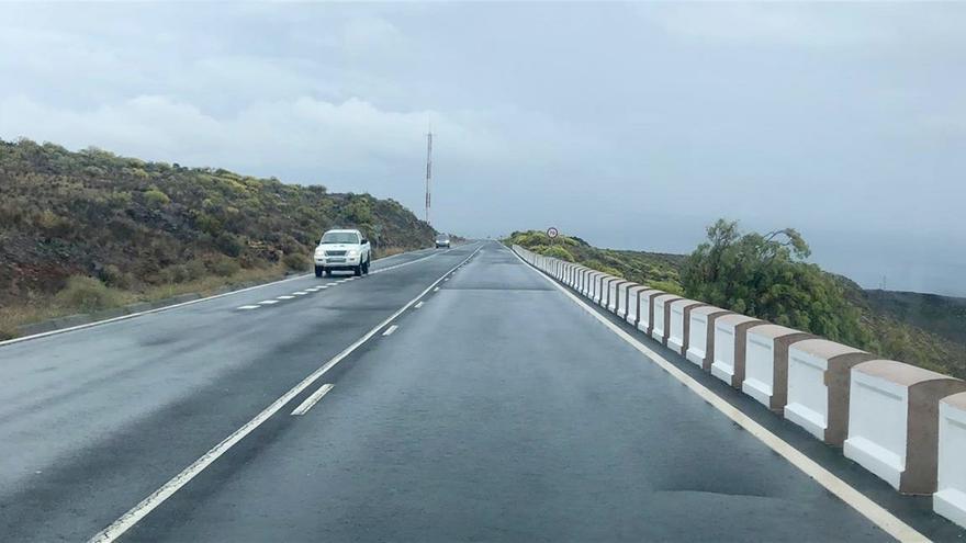 Lluvia en La Gomera