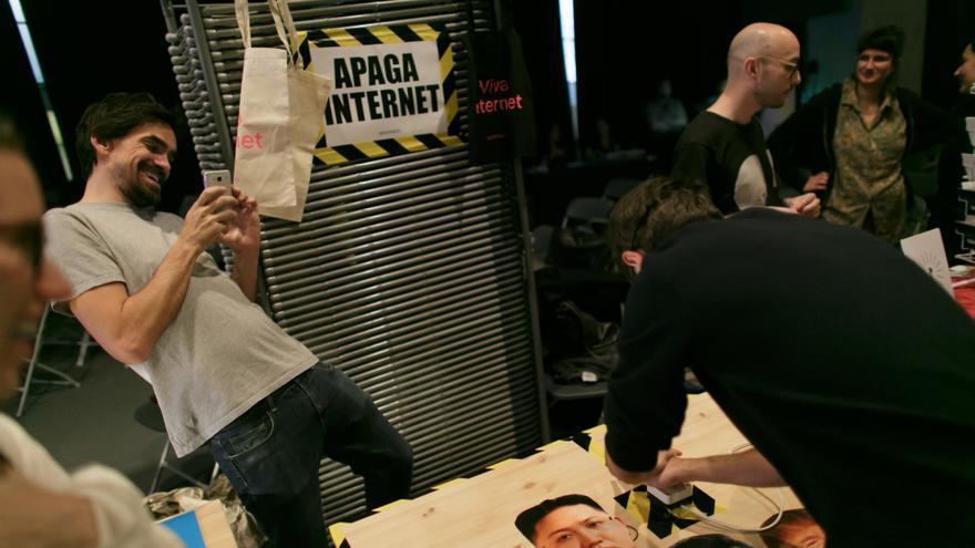 Widephoto llevó su acción 'Apaga Internet' a The Influencers