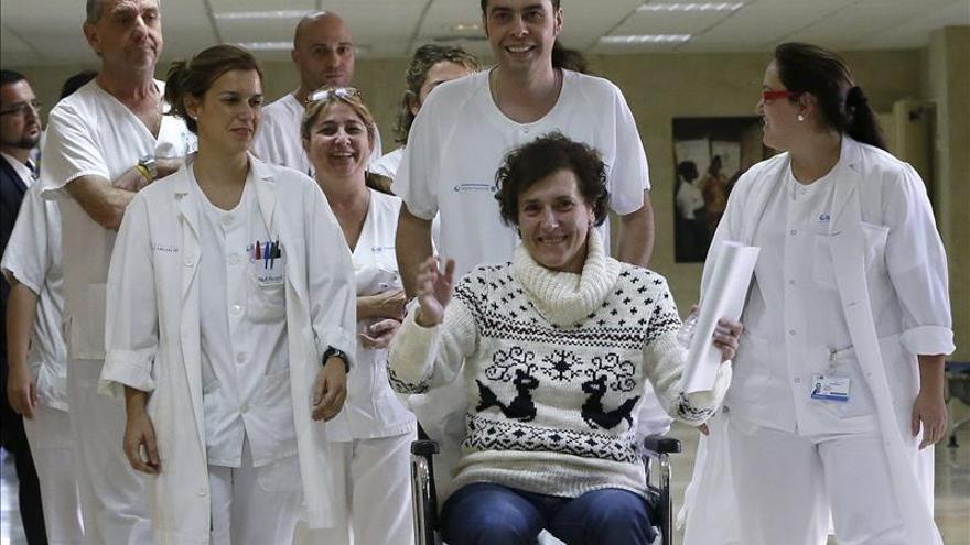 Ningún sanitario que atendió a Teresa Romero ha desarrollado el ébola