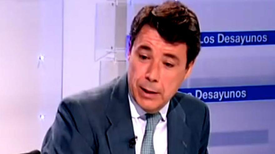 Ignacio González en Los Desayunos de TVE