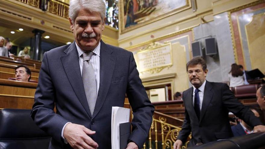Dastis nombra dos secretarios de Estado y a su sustituto en la UE